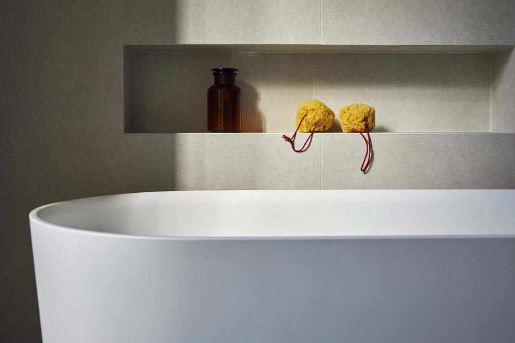 Nos carreleurs pose du carrelage pour salle de bains à Pully, Lutry et Lausanne.
